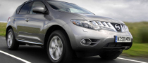 2010 Nissan Murano Goes Diesel in the UK