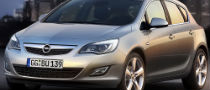 2010 Opel Astra Rolled Out