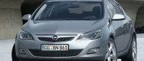 2010 Opel Astra Unofficial Photos and Specs