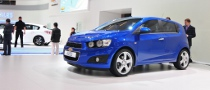 2010 Paris Auto Show: 2011 Chevrolet Aveo [Live Photos]