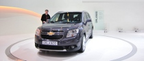 2010 Paris Auto Show: 2011 Chevrolet Orlando [Live Photos]
