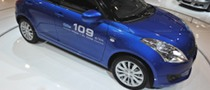 2010 Paris Auto Show: 2011 Suzuki Swift [Live Photos]