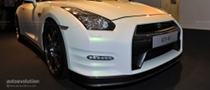 2010 Paris Auto Show: 2012 Nissan GT-R [Live Photos]