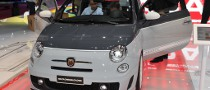 2010 Paris Auto Show: Abarth 500C Esseesse [Live Photos]