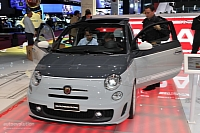 Abarth 500C Esseesse live photo