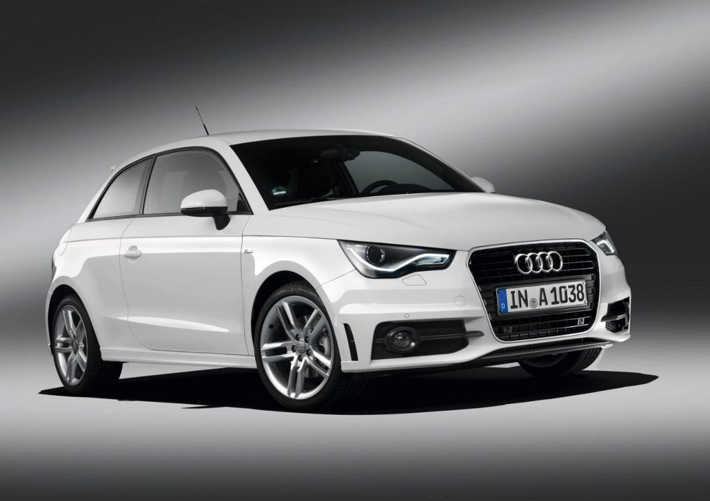 2010 paris auto show audi a1 1 4 tfsi s line autoevolution. Black Bedroom Furniture Sets. Home Design Ideas