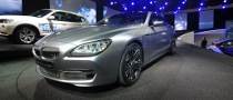 2010 Paris Auto Show: BMW 6 Series Coupe Concept [Live Photos]