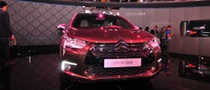 2010 Paris Auto Show: Citroen DS4 [Live Photos]
