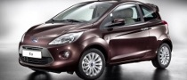 2010 Paris Auto Show: Ford Ka ECOnetic [Live Photos]