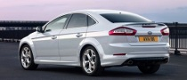 2010 Paris Auto Show: Ford Mondeo ECOnetic [Live Photos]