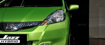 2010 Paris Auto Show: Honda Jazz Hybrid [Live Photos]