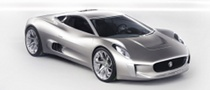 2010 Paris Auto Show: Jaguar C-X75 Concept [Live Photos]