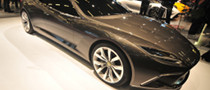 2010 Paris Auto Show: Lotus Eterne [Live Photos]