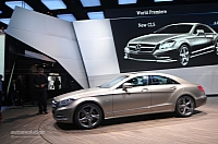 Mercedes-Benz CLS photo