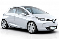 Renault ZOE Preview photo