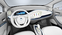 Inside the Renault ZOE Preview