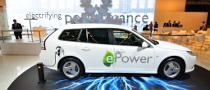 2010 Paris Auto Show: Saab 9-3 ePower [Live Photos]