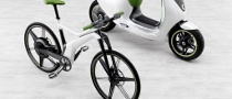 2010 Paris Auto Show: smart ebike