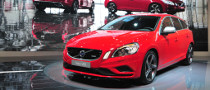 2010 Paris Auto Show: Volvo V60 [Live Photos]