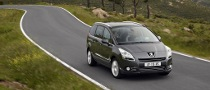 2010 Peugeot 5008 UK Pricing Announced