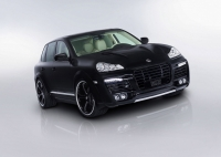 The Techart Magnum is based on the Cayenne Turbo S