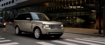 2010 Range Rover Offered with Front and Rear Heated Seats