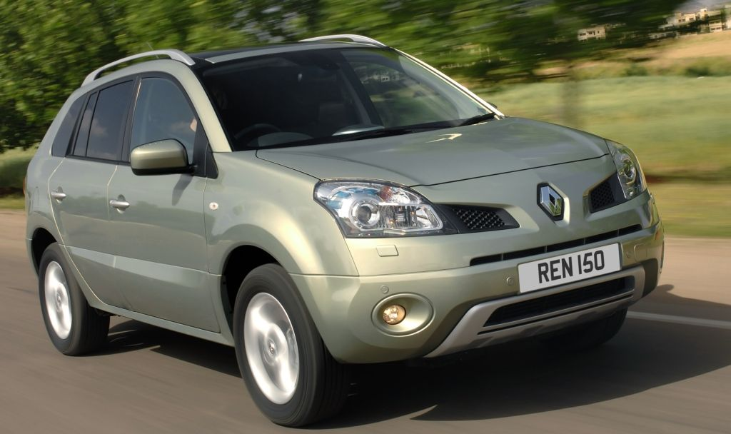 2010 renault koleos uk specifications autoevolution. Black Bedroom Furniture Sets. Home Design Ideas