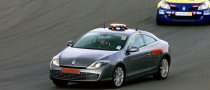 2010 Renault Laguna GT Becomes Safety Car