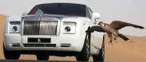 2010 Rolls Royce Bespoke Phantoms Arrive in Abu Dhabi