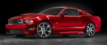 2010 Saleen S281 Mustang Officially Unveiled