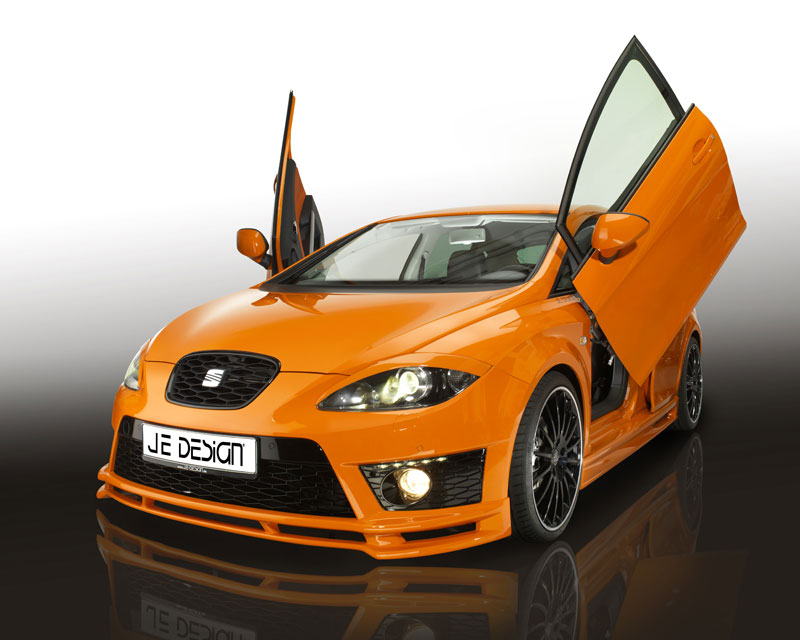 2010 seat leon fr by je design autoevolution. Black Bedroom Furniture Sets. Home Design Ideas