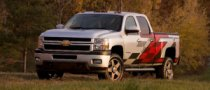2010 SEMA: Chevy Unveils Two Custom Silverados