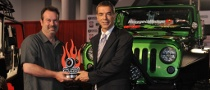 2010 SEMA Hottest Truck and 4x4 SUV Announced