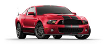 2010 Shelby GT500 Official Details