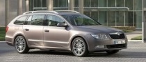 2010 Skoda Superb Combi Released