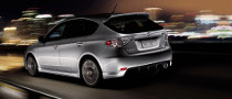 2010 Subaru Impreza WRX Limited Models US Pricing Released