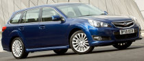 2010 Subaru Legacy Tourer UK Pricing Revealed