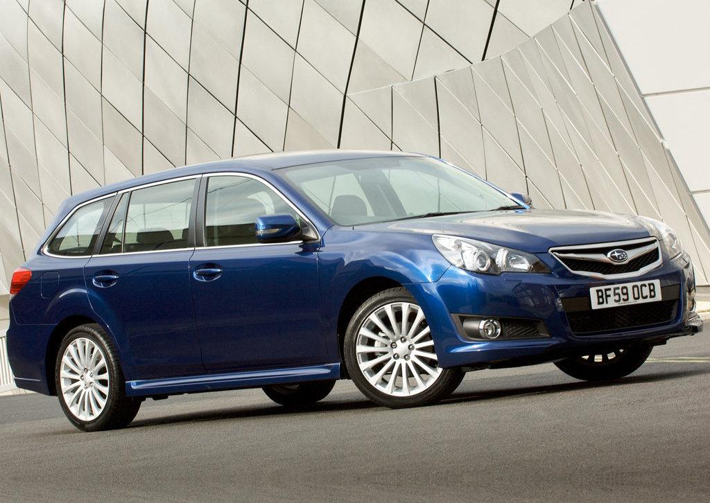 2010 Subaru Legacy Tourer Uk Pricing Revealed Autoevolution