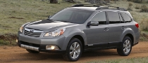 2010 Subaru Outback UK Pricing Announced