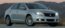 2010 Suzuki Kizashi Earns Top Safety Pick in NHTSA NCAP