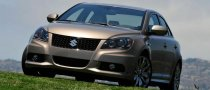2010 Suzuki Kizashi Official Details and Photos