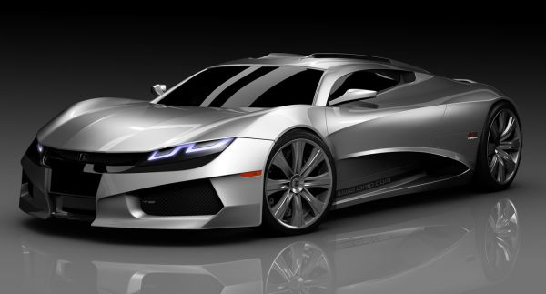 Concept The Hybrid Supercar Of The Future Autoevolution