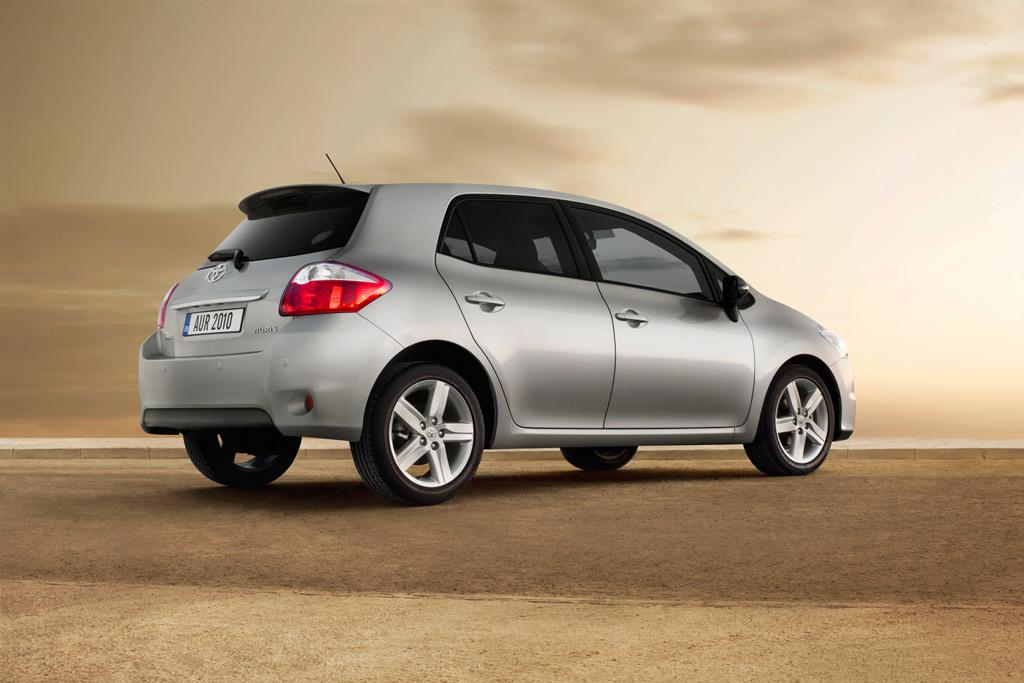 2010 Toyota Auris Facelift In Depth Autoevolution