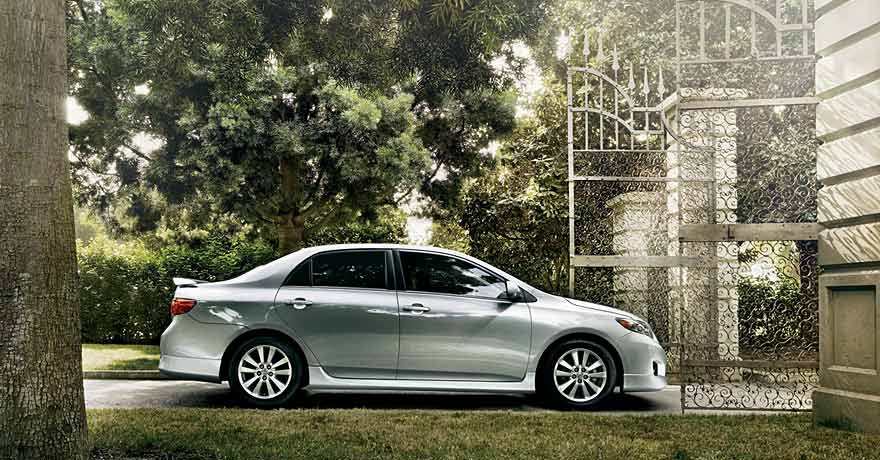 2010 toyota corolla earns iihs top safety pick autoevolution. Black Bedroom Furniture Sets. Home Design Ideas