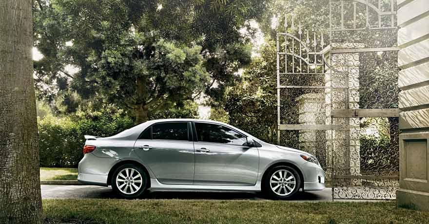 2010 Toyota Corolla Earns Iihs Top Safety Pick Autoevolution