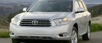 2010 Toyota Highlander SE US Pricing Announced