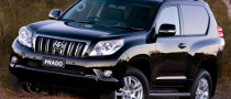 2010 Toyota Landcruiser Prado Three Door in Australia