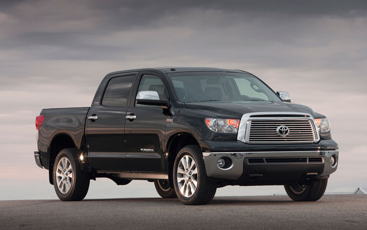 2010 Toyota Tundra 46l V8 Engine Unveiled In Chicago Autoevolution