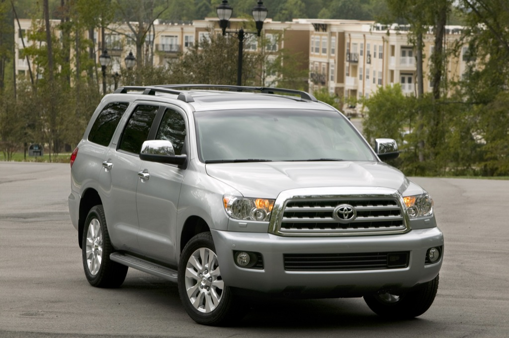 2010 Sequoia Platinum