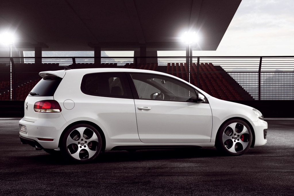2010 Volkswagen Golf 6 Gtd In The Works